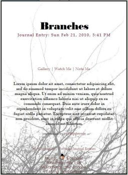 Branches by sempiternia