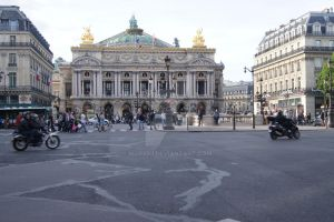 Opera Garnier Paris France by mopiou