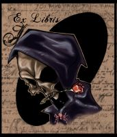 Ex Libris Color by OniBaka