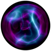 Plasma energy Magic sphere 7 by AStoKo