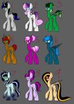 .:CHEAP ADOPTABLES:. by SpaazleDazzle