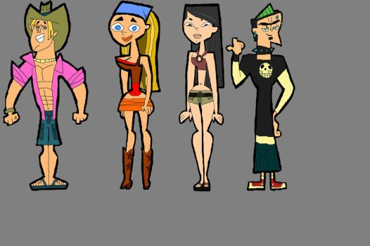 TD Characters 2 by mrentertainment