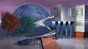 Surrealaquitecture by Topas2012