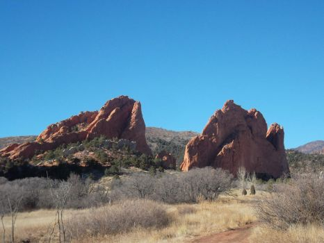 Garden of the Gods 5 by TyrenRaven