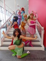 Winx Club Cosplay UK by Street-Angel