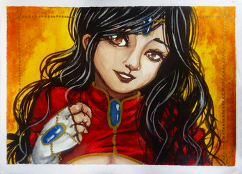 ACEO-Azra by atorife