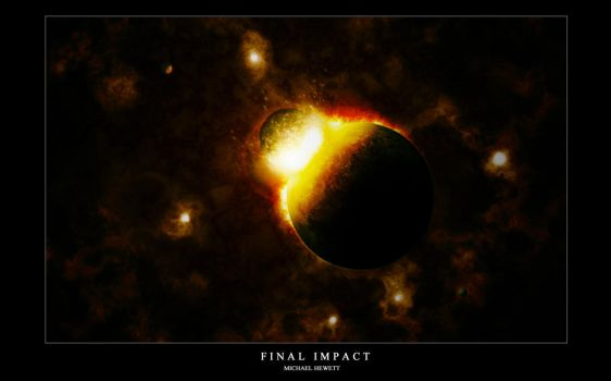 Final Impact - Michael Hewett by TheY2T