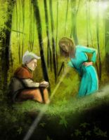 Chapter 3.1 The Dragon and the Onion Girl by Jeremy-Burner