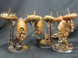 Blight Drone Squad by Solav