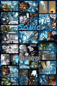 GOTF: Sonic and Shadow by PrincessEmerald7