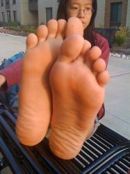 cummable asian soles 3 by footboy134