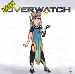 Camp Overwatch: Ered by DragonWorlock