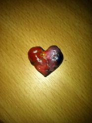 Wax Heart 1 by evilcommieoverlords