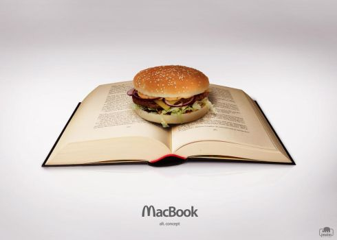 MacBook - alt. concept by JohwMatos