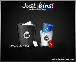 Just bins by tatice