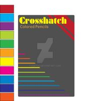 Crosshatch-Graphic by Leathj