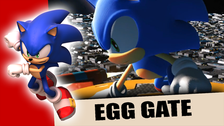 Sonic Forces - Egg Gate thumbnail by Songbreeze741