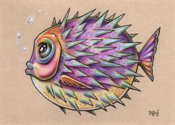 Funky Fish 8 by bryancollins