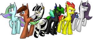The Oddity Squad by bookfangeek