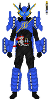Kamen Rider Build TankTank by TerranMarine117
