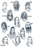 erikson characters 2 by slaine69