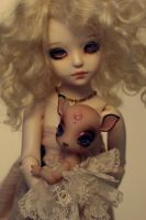This is my doll. by Urethane-side-Effect