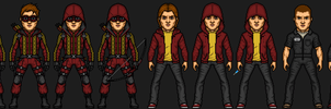 Roy Harper (Arsenal) by KieranCampbell