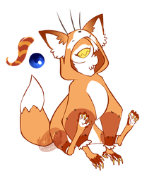 {270} Foxy Sly by CCCompendium