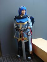Marth cosplay by SWING-21