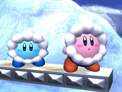 Ice Climbers? by GameLord-Hatena