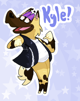 Kyle! by VictheNobody