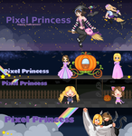 Halloween Banners by mouldyCat