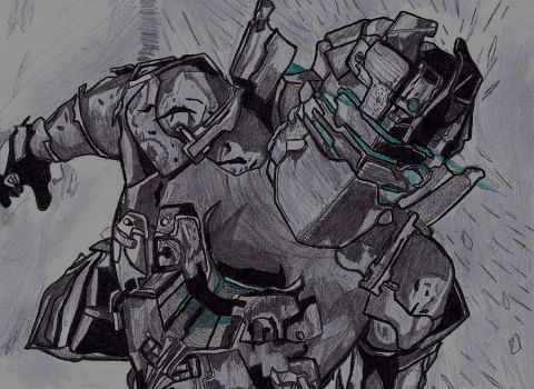Dead Space by Johnx13