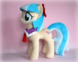 My Little Pony  - Coco Pommel  -  Plush By RedPaw by Lavim