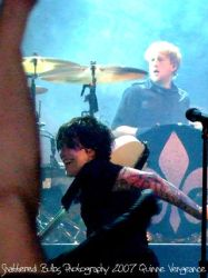 Frank Iero Smile by synysterxmiss