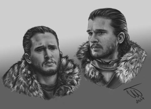 King in the North by Spring-Fairy