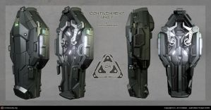 containment unit WIP by neuromancer2