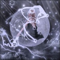 Goddess of the Moon... by Villenueve