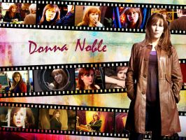 Donna Noble Wallpaper by davids-little-star