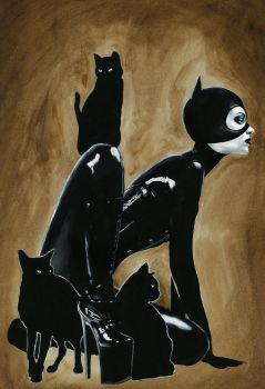 Catwomen1 by menton3