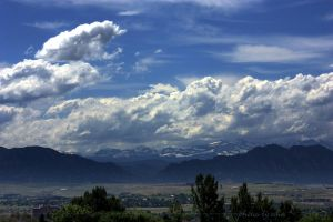 The Rockies by 1001G
