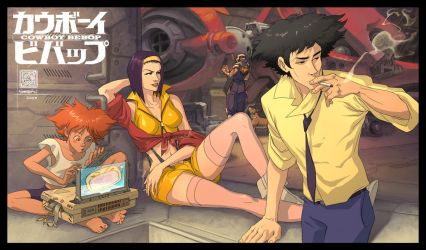 At the Bebop by DonoMX