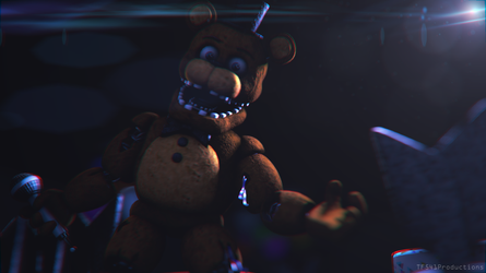 Withered Freddy by TF541Productions