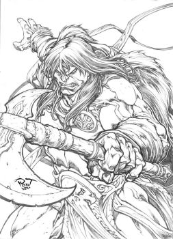Conan Commission by pant