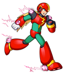 Red Thunder (MMX:U49) by IrregularSaturn