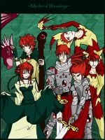 Medieval Weasleys by elindor