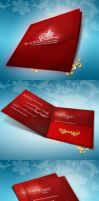 wedding invitation by xishan1