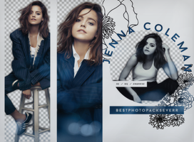 Pack Png 2329 - Jenna Coleman by xbestphotopackseverr