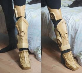 Clockwork City Armor WIP -Elder Scrolls Online by ArsynalProps