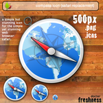 Compass+Safari Icon by docter-fresh